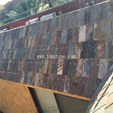 cheap and rustic slate roof tiles square roof