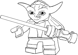 Star Wars 14 Movies Printable Coloring Pages Dedans Coloriage War De