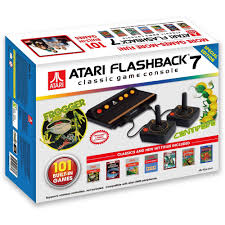 Halloween Atari 2600 Theme by Atari Flashback 7 Classic Game Console 101 Built In Games And 2