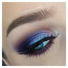 31 Eye Makeup Ideas for Blue Eyes ❤ liked on Polyvore featuring beauty products makeup