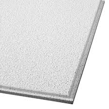 Black Drop Ceiling Tiles 2x2 by Shop Armstrong Ceilings Common 24 In X 24 In Actual 23 745 In