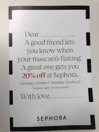 Helps To Know Someone Who Works There! Friends And Fam ... Sephora Vib Sale Beauty Insider Musthaves Extra Coupon Avis Promo Code Singapore Petplan Pet Insurance Alltop Rss Feed For Beautyalltopcom Promo Code Discounts 10 Off Coupon Members Deals Online Staples Fniture Coupon 2018 Mindberry I Dont Have One How A Tiny Box Applying And Promotions On Ecommerce Websites Feb 2019 Coupons Flat 20 Funwithmum Nexium Cvs Codes New January 2016 Printable Free Shipping Sephora Discount Plush Animals