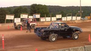 The Mason Dixon Fair Tough Trucks 2016: Pro Stadium Truck Vs Ford ...
