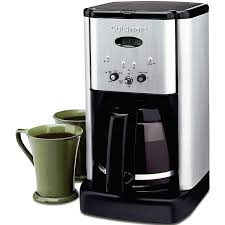 No Carafe Coffee Makers Cuisinart Brew Central Cup Maker Silver On Kitchen Cm Dual