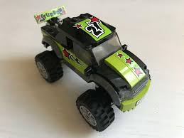 Lego 60055 Monster Truck - Skelbiu.lt Lego City 60055 Monster Truck Amazoncom Knex Jam Grave Digger Toys Games Onetwobrickcom Set Database Lego 60027 Monster Truck Transporter Ideas Product Energy Recoil Baja Moc3320 By Nico71 Mixed 60146 Stunt At Hobby Warehouse Technic 42005 Review Reviews Videos Brick Radar Arena Trucks