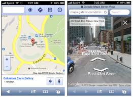 Google Maps For Mobile An iPhone User s Guide