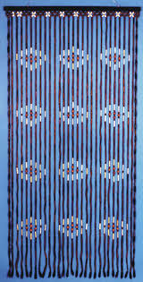 Bamboo Beaded Door Curtains Australia by Beaded Curtains Adelaide Making The Unique Decoration By Using