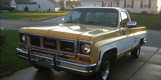 Coolhand_lukas 1974 GMC Sierra (Classic) 1500 Regular CabSLE Pickup ... 1974 Gmc Ck 1500 For Sale Near Cadillac Michigan 49601 Classics Pickup Truck Suburban Jimmy Van Factory Shop Service Manual 1973 Sierra Grande Fifteen Hundred Chevrolet Gm Happy 100th To Gmcs Ctennial Trend Rm Sothebys Fall Carlisle 2012 Tractor Cstruction Plant Wiki Fandom Powered Public Surplus Auction 1565773 6000 V8 Grain Truck News Published 6 Times Yearly Dealers Nejuly