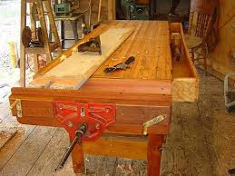 surface for a work bench