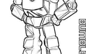 Bumble Bee Coloring Pages