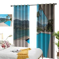 100 Residence Curtains Amazoncom House Decor Collection Indooroutdoor Curtains Modern