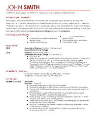 Resume Examples For Pharmacy Assistant Beautiful Professional Entry Level Technician Templates To Showcase