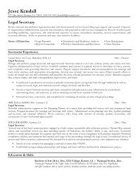 Microsoft Access Contract Management Template Luxury Chronological Secretary Resume