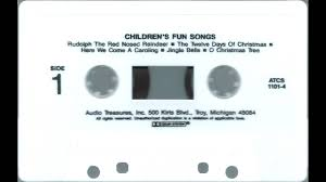 Berenstain Bears Christmas Tree Vhs by Children U0027s Fun Songs Full Cassette Youtube