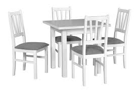 essgruppe dx3 esstisch max 7 mit 4 stühlen bos 5