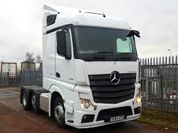 Mercedes Actros 2545 - Used Trucks For Sale - ATE Truck And Trailer ...