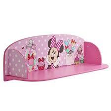 chambre minnie mouse minnie mouse étagère pour chambre d enfant amazon fr cuisine