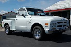 1968 GMC Pickup 1/2 Ton Stepside 454 For Sale | AutaBuy.com