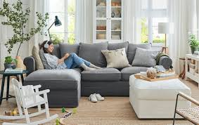 the versatile grönlid sectional sofa ikea ikea