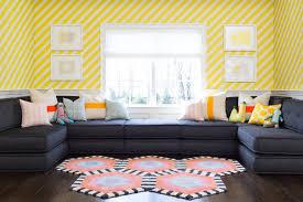 tapetenfirmen wohnzimmer möbel zimmer orange