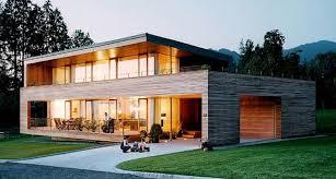 maison ossature bois belles demeures en bois