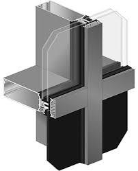 ssg curtain wall system 1620 structural glass wall systems by kawneer