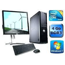 ordinateur de bureau sans os acheter pc bureau cdiscount ordinateur bureau hp pc acheter un pc