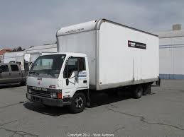 100 Mitsubishi Fuso Truck West Auctions Auction Bankruptcy Auction Of MacGo Corporation