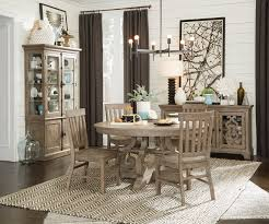 Treble 60 Round Dining Table KT88815