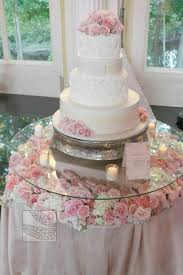 At Market Square Pop Joyfully Home Outdoor Wedding Cake Table Ideas Pink And