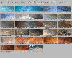 Valspar Garage Floor Coating Kit Instructions by Metallic Mica Epoxy Concrete Garage Floor Countertop Paint Coating