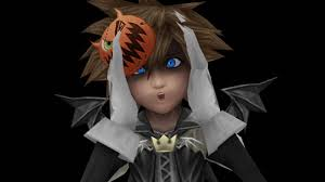 Sora Halloween Town by Mmd Kh Spooky Scary Skeletons Halloween Town Youtube
