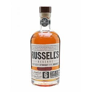 The Wild Turkey Distilling Company Russell's Reserve Kentucky Straight Whiskey