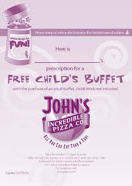 Johns Incredible Pizza Coupons Codes / Big Lots Coupon Discount Imos Coupon Codes Coupon Coupons Festus Mo Fluval Aquariums Ma Hadley Code Snapdeal Discount On Watches Coupons Printable Masterprtableinfo 5 Off From 7dayshop Emailmarketing Email Marketing Specials Lion King New York Top 10 Punto Medio Noticias Lycamobile Up Code Nl Boll And Branch Immigration Modells 2018 Swains Coupon Mom Stl Vacation Deals Minneapolis Mn