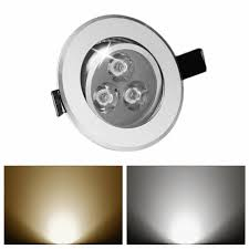 3w 18w home led recessed ceiling panel lights bulb l