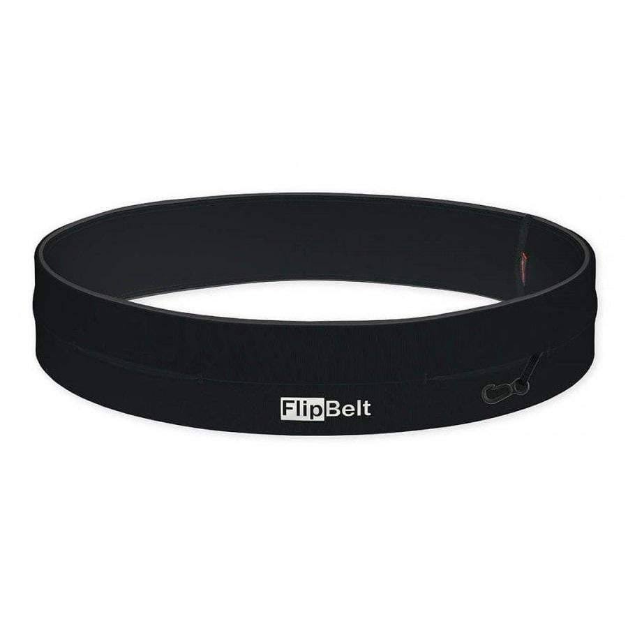 FlipBelt - Black, Large