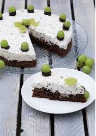 schoko trauben nuss torte