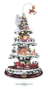 Thomas Kinkade Christmas Tree Cottage by 159 Best Bradford Exchange The Images On Pinterest Thomas