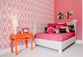 papier peint chambre fille ado chambre ado fille en 65 idées de décoration en couleurs murs