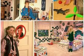 Clarissas Bedroom In Clarissa Explains It All