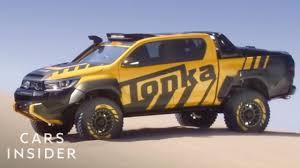 100 Toyota Full Size Truck Built A Tonka YouTube
