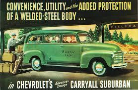 1947-1955.1 Chevy Suburban & Panel Truck Bolt-On S-10 Frame Swap ...