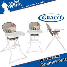 Graco High Chair Tea Time (Woodland Walk)