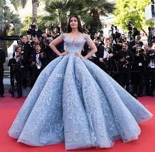 light blue lace ball gown wedding dresses 2017 red carpet dresses