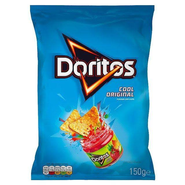 Doritos Cool Original Sharing Bag - 12 x 150g