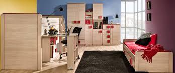 designer zimmer jugend kinder schlafzimmer tisch bett kommode schrank set neu