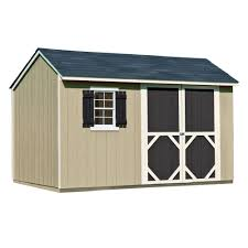 6 X 8 Gambrel Shed Plans by Shop Heartland Home And Garden Heartland Stratford 12 Ft X 8 Ft