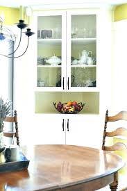 Built In Dining Room Cabinets China Storage Black Corner Cabinet Custom