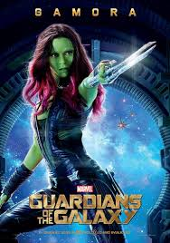 Guardians Of The Galaxy Film Poster 007