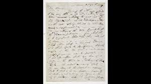 104 Lord B Letter From Yron About His Memoirs 29 October 1819 The Ritish Library